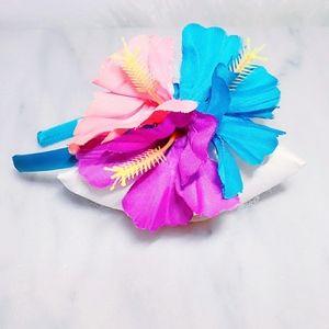 #AB Girls Tropical Hair Hawaii Headband Floral